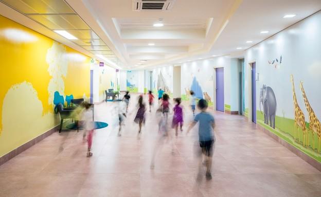 גן הילדים המשולב של שלוה (צילום: עמית גירון)