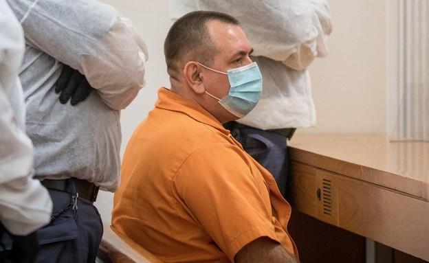 רומן זדורוב בבית המשפט (צילום: יונתן זינדל, פלאש 90)