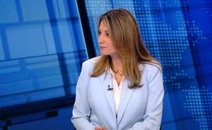 ראיון עם שרת החינוך יפעת שאשא ביטון (צילום: החדשות 12)
