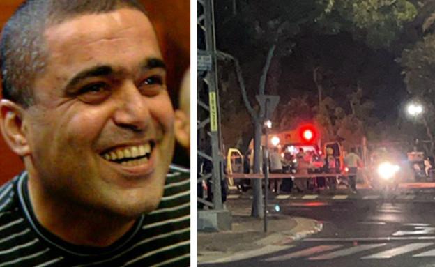 עיזאת חאמד ראש ארגון פשע שנרצח בתל אביב