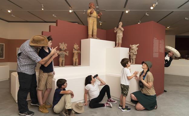 אירועים בתשלום 2021 אוגוסט במוזיאון ישראל בירושלים (צילום: לורה לכמן מוזיאון ישראל ירושלים)