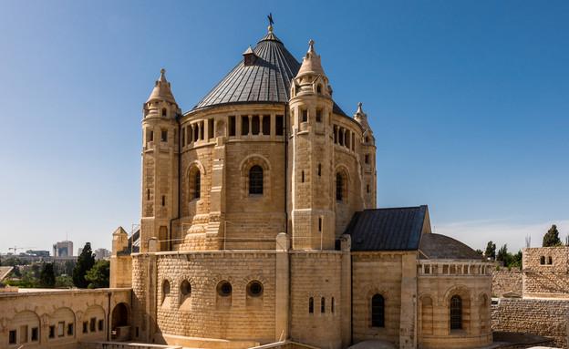 קבר דוד המלך (צילום: shutterstock By K_Boonnitrod)