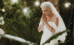 מנור ובן - החתונה 5 (צילום: אלון גרובר, חתונה ממבט ראשון)