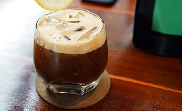 קפה קר שייקרטו (צילום:  thaweerat, ShutterStock)
