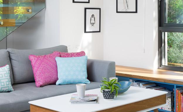בית בקיבוץ מגל, עיצוב לילך פלד, ג (צילום: שי אפשטיין)