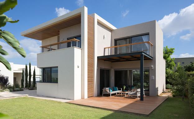 בית בקיבוץ מגל, עיצוב לילך פלד (צילום: שי אפשטיין)