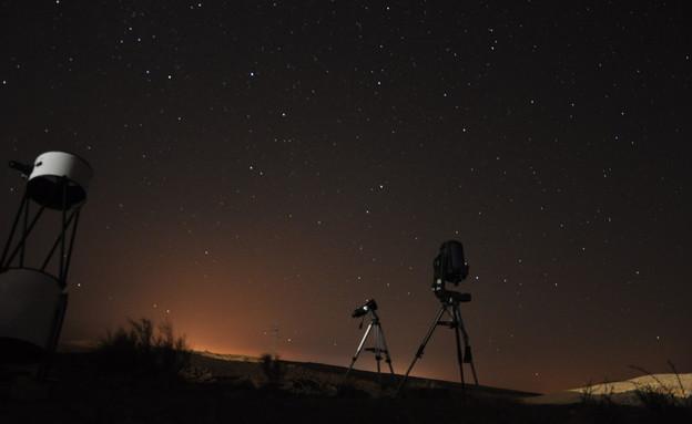 מכתש של כוכבים (צילום: שיר פרסר)