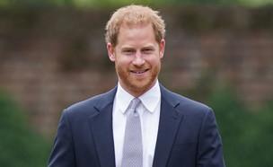 הנסיך הארי (צילום: Yui Mok - WPA Pool, Getty Images)