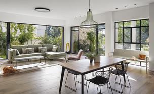 בית בעיר בשרון, עיצוב בלומנפלד מור אדריכלים - 4 (צילום: שי גיל)