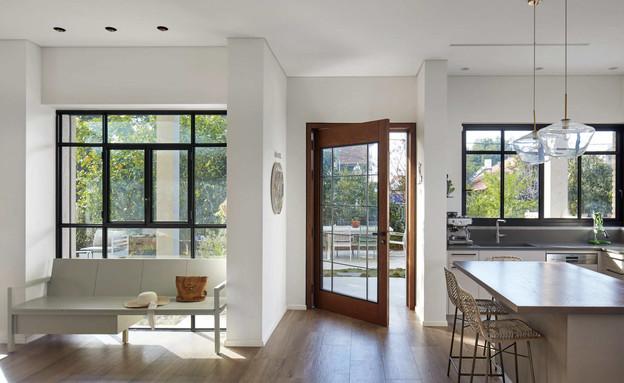 בית בעיר בשרון, עיצוב בלומנפלד מור אדריכלים - 9 (צילום: שי גיל)