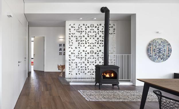 בית בעיר בשרון, עיצוב בלומנפלד מור אדריכלים - 10 (צילום: שי גיל)
