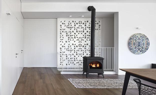 בית בעיר בשרון, עיצוב בלומנפלד מור אדריכלים - 11 (צילום: שי גיל)