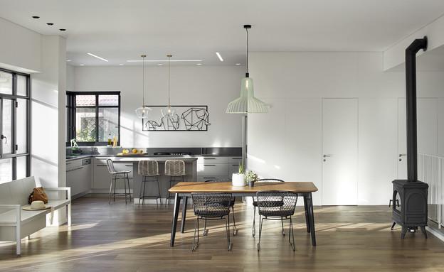 בית בעיר בשרון, עיצוב בלומנפלד מור אדריכלים - 12 (צילום: שי גיל)