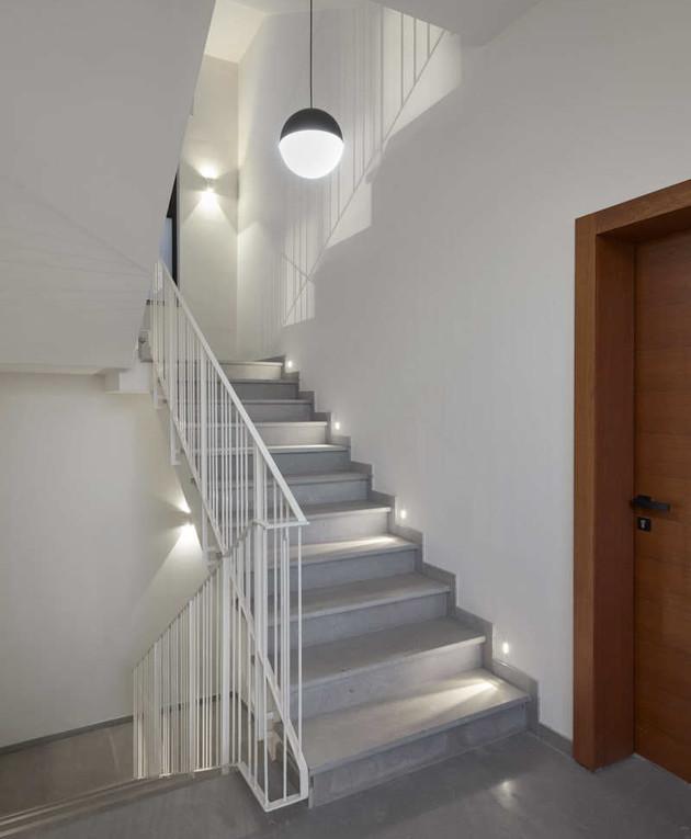 בית בעיר בשרון, עיצוב בלומנפלד מור אדריכלים, ג - 23
