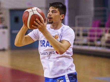 (צילום: איגוד הכדורסל) (צילום: ספורט 5)