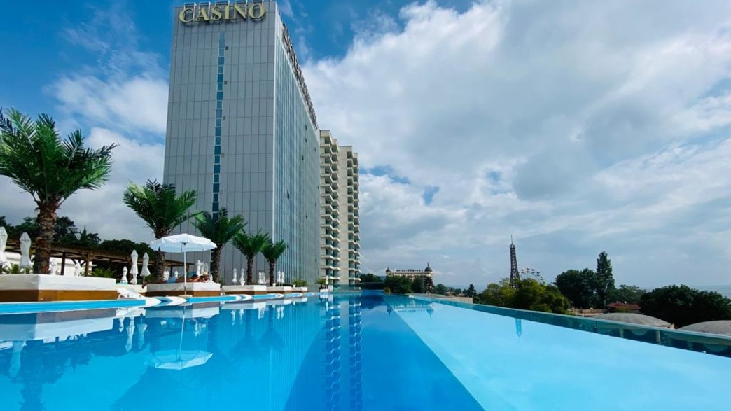 מלון אינטרנשיונל (צילום: אלון קשי)