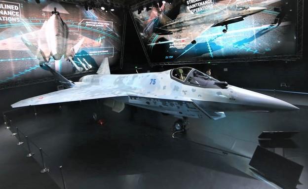 מטוס החמקן (צילום: Mikhail Svetlov, GettyImages)