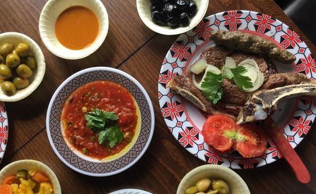 איטליז אבו האני עאדל (צילום: לין לוי, אוכל טוב)