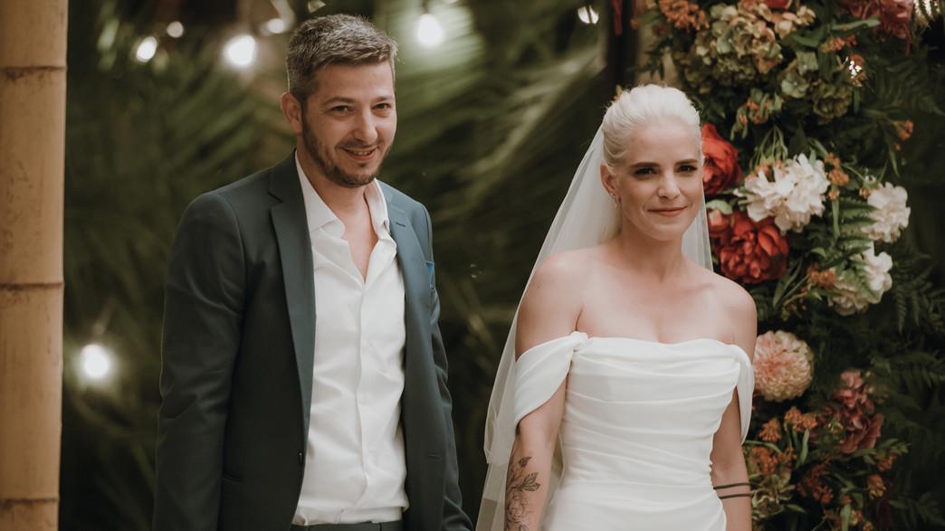 מנור ובן - החתונה 6 (צילום: אלון גרובר, חתונה ממבט ראשון)