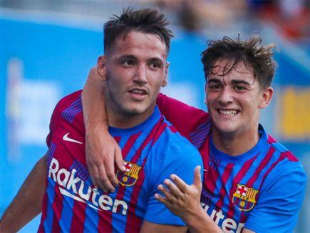 (FC Barcelona) (צילום: ספורט 5)