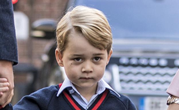 ג'ורג' הנסיך בן שמונה