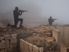 הגולן הסורי (צילום: AP)