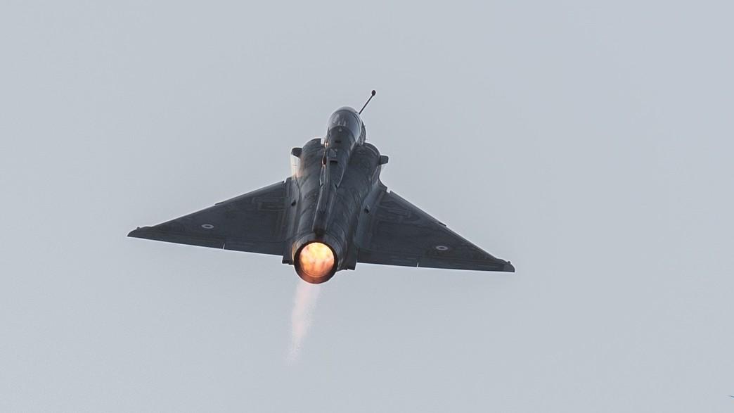 המטוס (צילום: Bernars.Hennequin/Armee_de_lair)