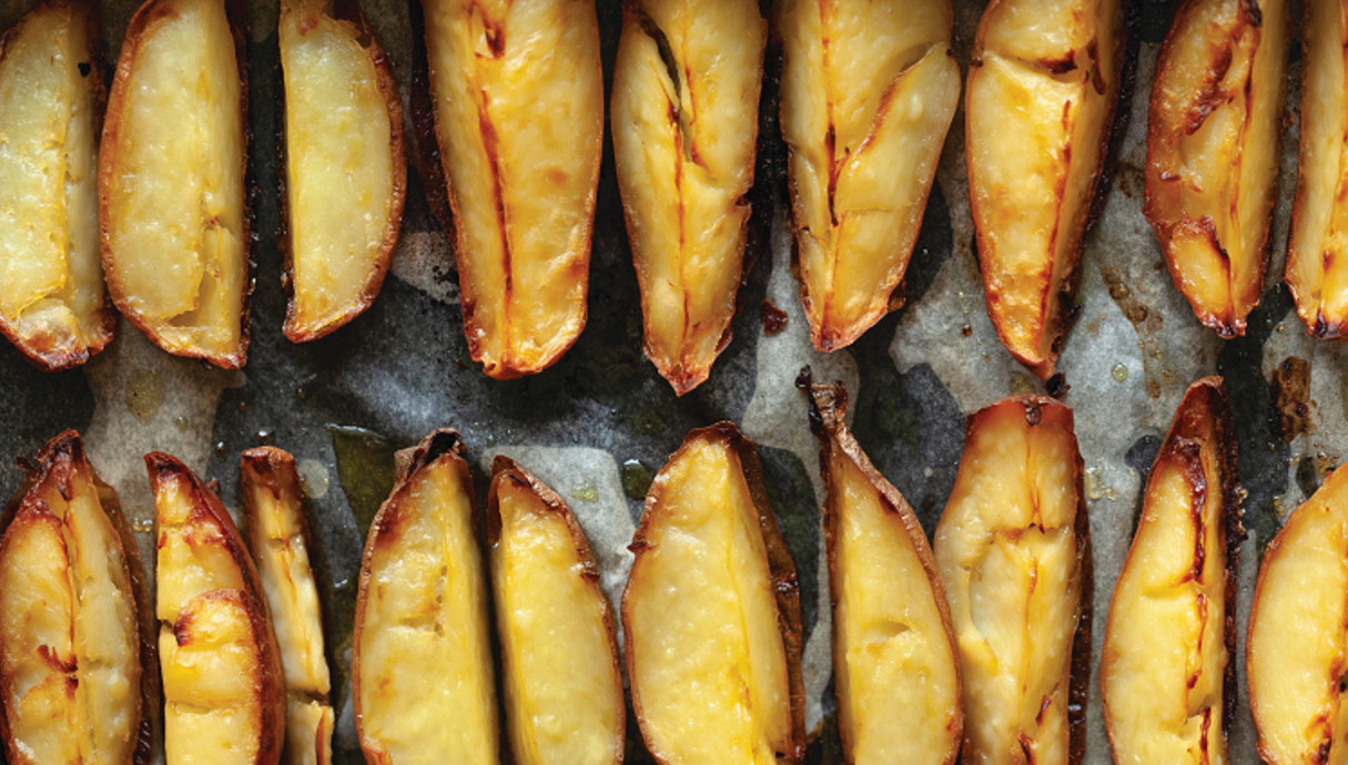 תפוחי אדמה, רותי רוסו
