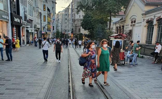 טורקיה (צילום: שמעון איפרגן)