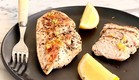חזה עוף יווני במחבת (צילום: רותם ליברזון, אוכל טוב)