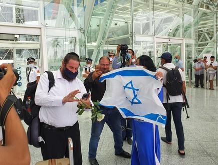 היסטוריה: טיסה ראשונה מישראל נחתה במרוקו