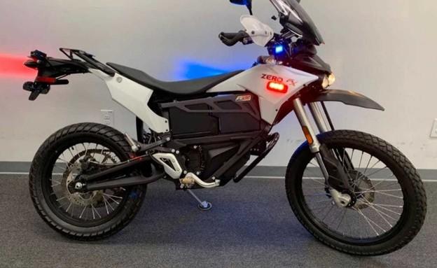 האופנועים החדשים של משטרת ישראל