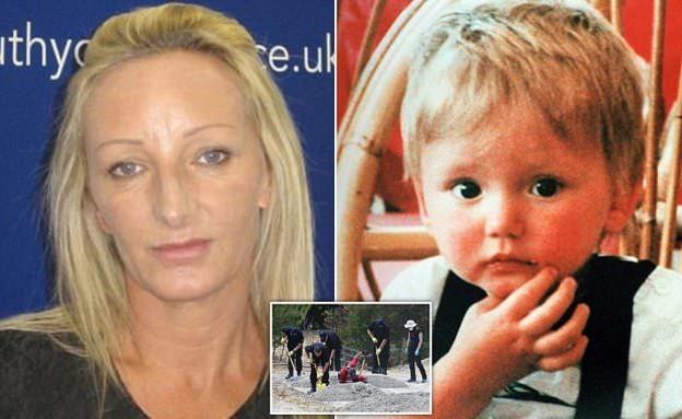 האם מאמינה שבנה שנעלם עדיין חי (צילום: @JaneMichael62/twitter)