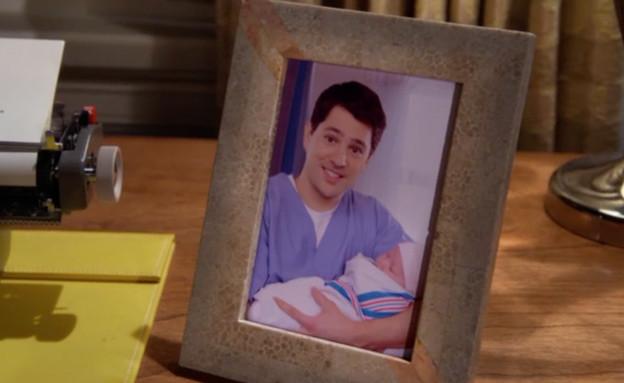 """הפיילוט הכושל של """"איך פגשתי את אבא"""" (צילום: CBS, vimeo)"""