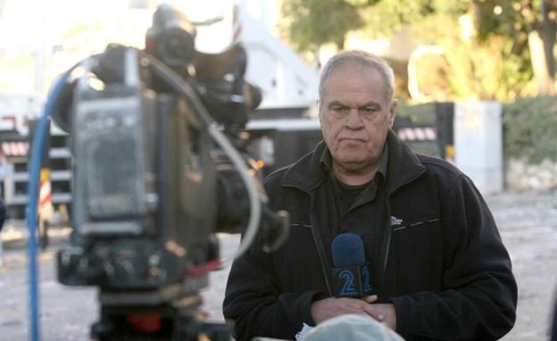 רוני דניאל באשדוד ב- 2009 (צילום: אריאל ירוזולימסקי)