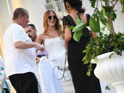 בפעם השניה: דנה פרידר מתחתנת ממש עכשיו