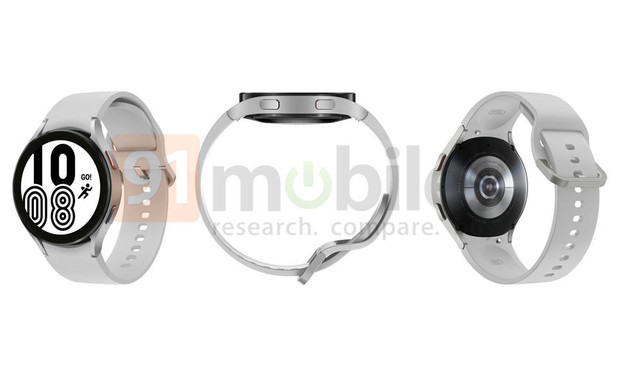 Galaxy Watch 4 Active (צילום: 91mobiles)