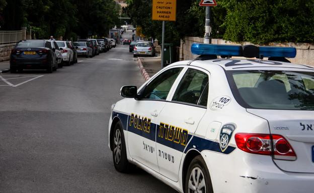 משטרת ישראל  (צילום:  Jose HERNANDEZ Camera 51)