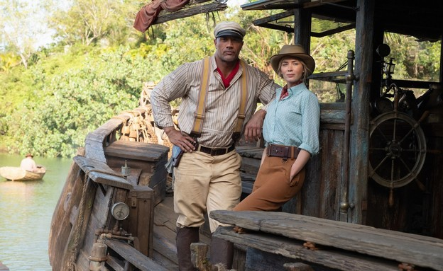 """""""ג'אנגל קרוז"""": הסרט שייקח אתכם למסע מסוכן באמזונס (צילום: פורום פילם)"""