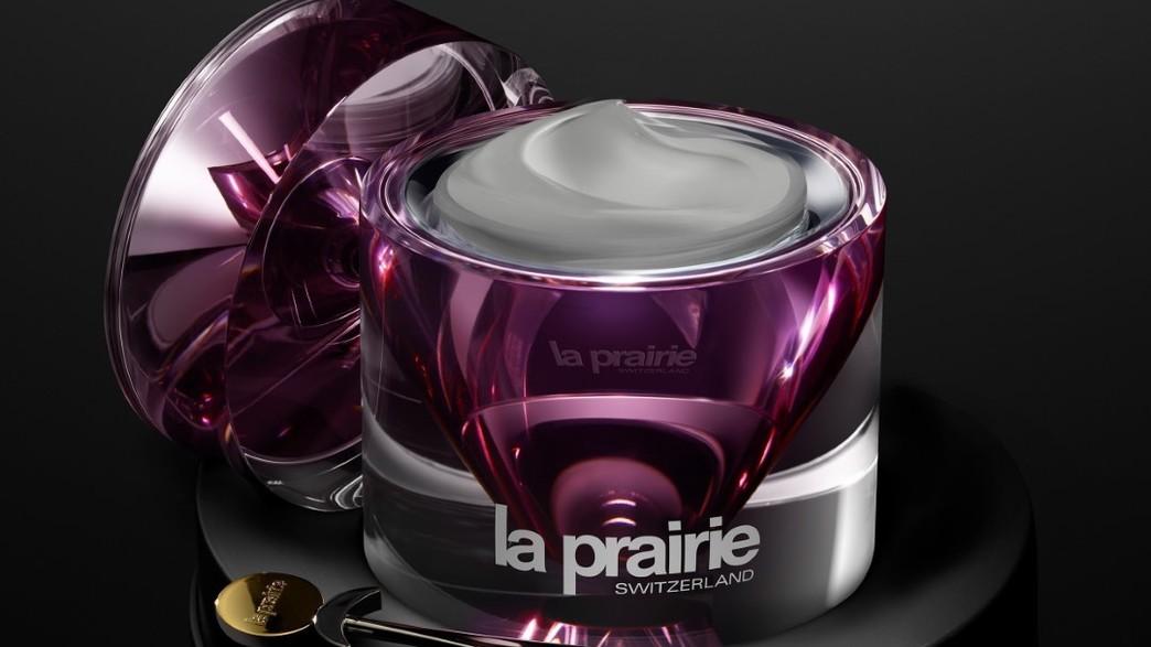 מוצרי יוקרה לה פררי קרם יום פלטינום 7,500 שח  la prairie platinum  (צילום: יו ויי)