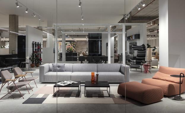 מוצרי יוקרה מתחם העיצוב redesign חנות TOLLMANS_DOT (צילום: עמית גרון)