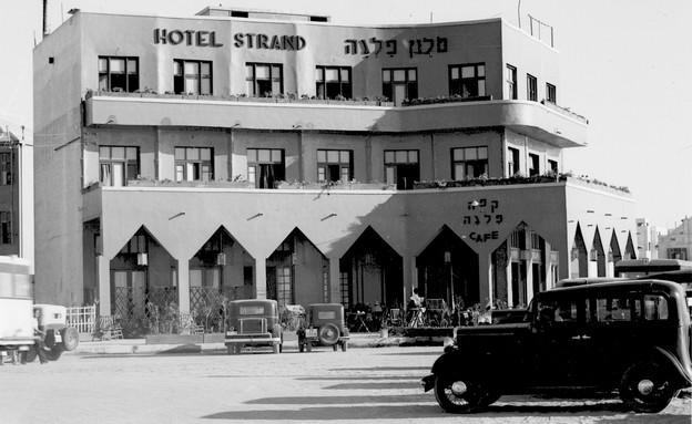 מנור אדריכלות, מלון מונופול (צילום: מתוך Fotoware / זולטן קלוגר)