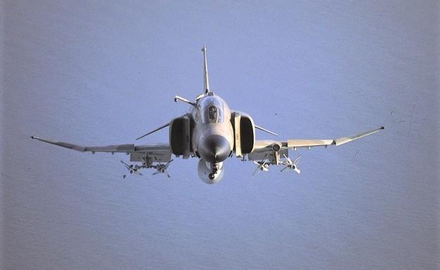 המטוס האגדי של חיל האוויר (צילום: אתר חיל האוויר, ארכיון)