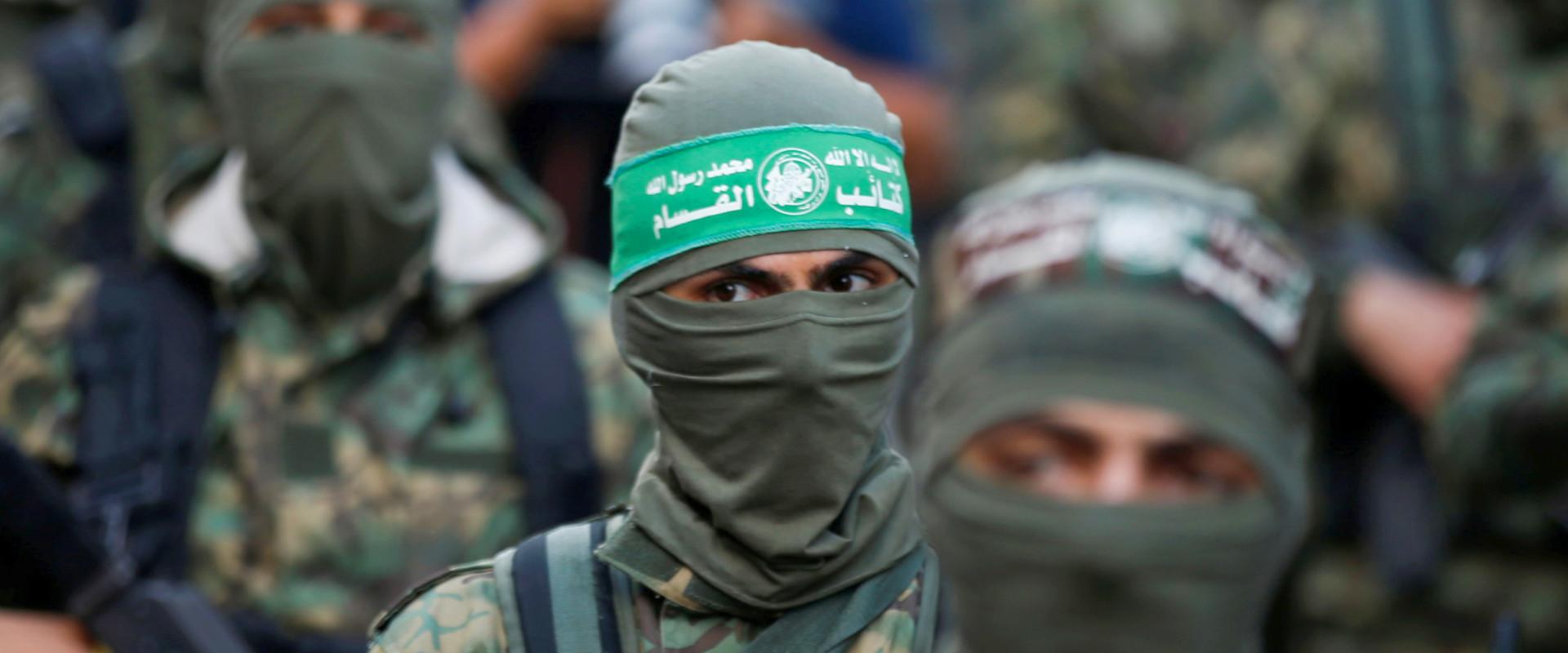 טרוריסטים (צילום: פלאש 90)