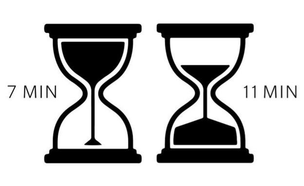 חידת שעוני חול (איור: rd.com)