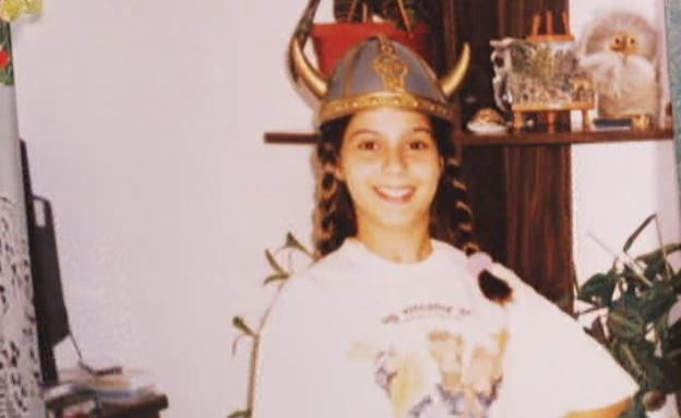 קירה רדינסקי בצעירותה (צילום: חדשות 12)