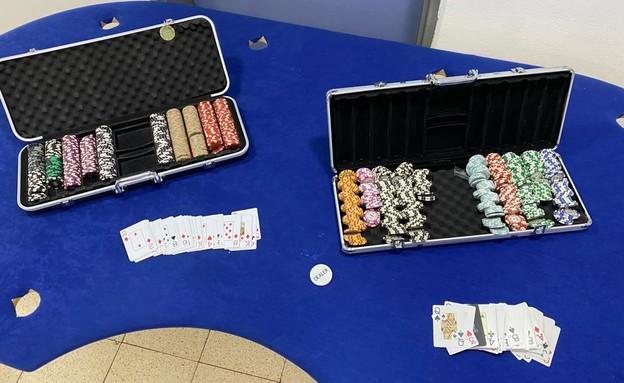 הימורים 2021 (צילום: משטרת ישראל)