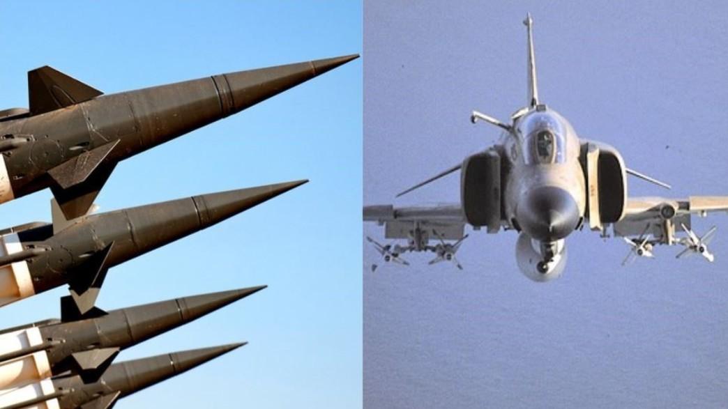 הטייסים מול הסוללות (צילום: shutterstock/ארכיון חיל האוויר)