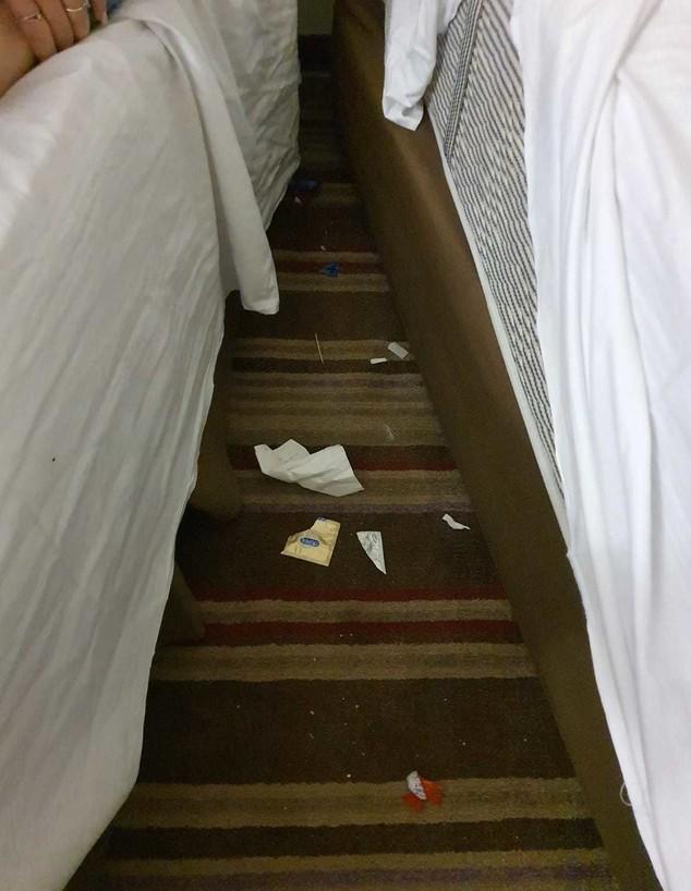 מלון מלוכלך (צילום: באדיבות הצלם)