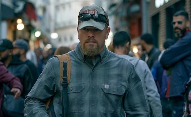 """מאט דיימון, """"Stillwater"""" (צילום: Focus Features)"""